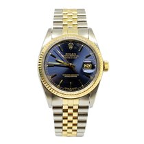 Rolex Oyster Perpetual Datejust Ref. 16013 Gold/Steel Full Set