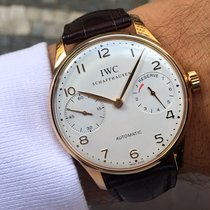 IWC Portuguese (submodel) IW500004 2001 pre-owned