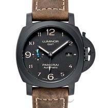 Panerai Luminor 1950 3 Days GMT Automatic PAM01441 neu