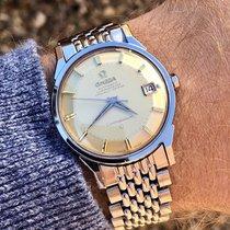 Omega Constellation Pie Pan Vintage Rice Bracelet gents watch