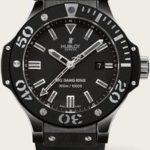 Hublot Big Bang King Keramik 48mm Schwarz