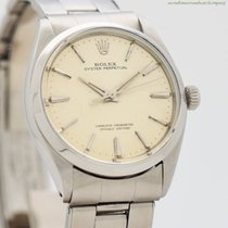 Rolex Oyster Perpetual 34 Steel 34mm Silver No numerals United States of America, California, Beverly Hills