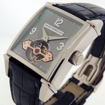 Girard Perregaux Vintage 1945 White gold 34mm Grey Arabic numerals United States of America, California, Los Angeles