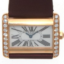Cartier Tank Divan Rose gold 32mm