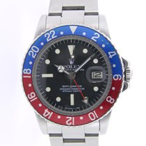 Rolex GMT-Master Steel 40mm Black No numerals United States of America, California, Los Angeles, California