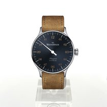 Meistersinger Steel 40mm Automatic Pangaea new