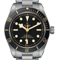 Tudor 79030N-0001 Staal Black Bay Fifty-Eight 39,00mm
