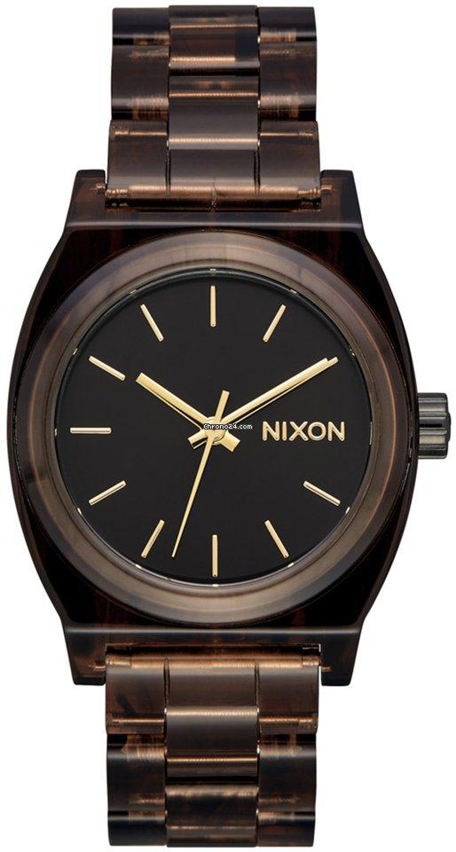 Ceny dámských hodinek Nixon  40d93f43134