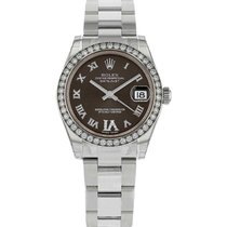 Rolex Datejust (Submodel) pre-owned 31mm