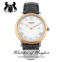 Montblanc Gold/Steel 40mm Automatic 114336 new Australia, Melbourne