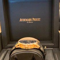 Audemars Piguet Code 11.59 Aur roz Negru