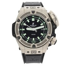 Hublot King Power Titanium 48mm Black No numerals United States of America, Arizona, SCOTTSDALE