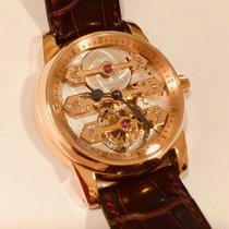 Girard Perregaux Or rouge Remontage manuel Or (massif) Romain 38mm occasion