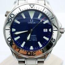 Omega Seamaster Diver 300 M 2255.80.00 2005 подержанные