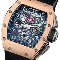 Richard Mille RM 011 RM-11 RG tweedehands