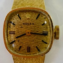 Rolex Rolex 14K Solid Gold 1960 pre-owned