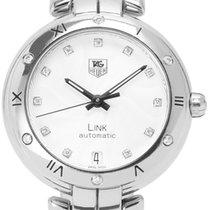 TAG Heuer Link Lady WAT2312.BA0956 2017 pre-owned