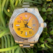 Breitling Avenger II Seawolf Steel 45mm Yellow Arabic numerals United States of America, California, Los Angeles