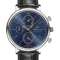 IWC Portofino Chronograph IW391036 2020 nuevo