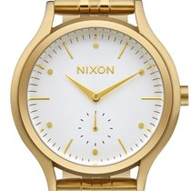 Nixon Acero 38mm Cuarzo A994 508 nuevo