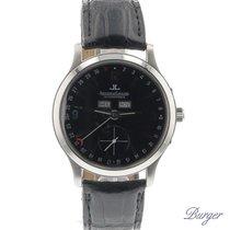 Jaeger-LeCoultre Master Control Triple Date Platinum