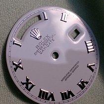 Rolex DAYDATE WG DIAL # WHITE ROMA 118239 (118209)
