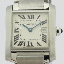 Cartier Tank Française 2465 Nº: 857989UF pre-owned