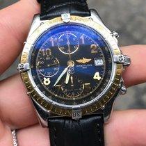 Breitling Chronomat Acciaio Oro Gold