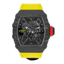 Richard Mille Rafael Nadal Signature Watch Black NTPT Carbon