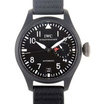 IWC Big Pilot Top Gun Mens Automatic Watch IW501901