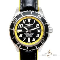 Breitling Superocean 42 Ref A1736402 Yellow Abyss Chronometer