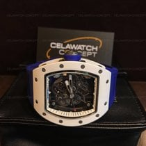 Richard Mille 49.90mm Handopwind tweedehands RM 055