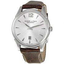 Hamilton Men's H38615555 Jazzmaster Slim Auto Watch