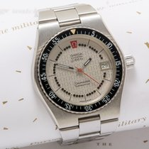 Omega Steel Seamaster (Submodel) 41mm