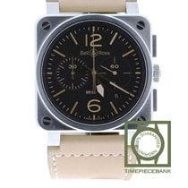 Bell & Ross BR 03-94 Chronographe BR0394-ST-G-HE/SCA 2020 nov