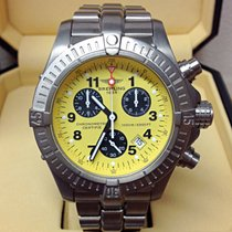 Breitling Avenger M1 Yellow Dial - Box & Papers 2006