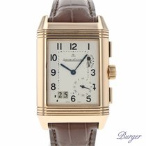 Jaeger-LeCoultre Rose gold 29.2mm Manual winding 240.218 pre-owned