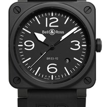 Bell & Ross BR 03-92 Ceramic new 42mm Ceramic