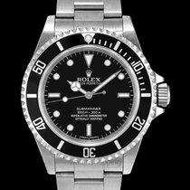 Rolex Submariner (No Date) new 2016 Automatic Watch with original box and original papers 14060M