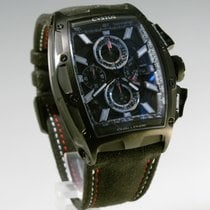 Cvstos Chronograph 53,7mm Automatik neu Challenge Schwarz