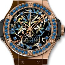 Hublot Big Bang Broderie Rose gold 41mm No numerals United States of America, New York, Greenvale