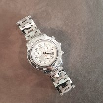 Hermès Steel Quartz cp2.410.220 new