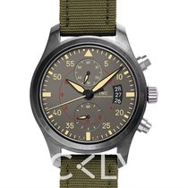 IWC Pilot Chronograph Top Gun Miramar new Automatic Watch with original box and original papers IW388002