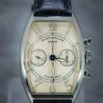 Franck Muller Master Casablanca 5850 C CC - Box & inhouse...