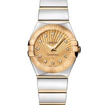 Omega Constellation Quartz 123.20.24.60.58.002 2020 nouveau