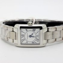 Frederique Constant FC-200MC16B Steel Classics Carree Ladies 23mm new