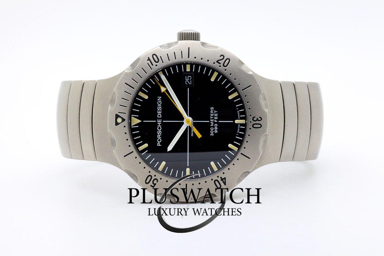 a2445be99c1 Relógios Porsche Design usados - Compare os preços de relógios Porsche  Design usados