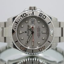Rolex Yacht-Master 40 Steel 40mm Silver United Kingdom, Essex