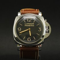 Panerai Luminor 1950 Steel 47mm Black Arabic numerals