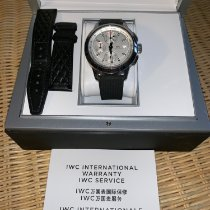 IWC Ingenieur Chronograph gebraucht 42mm Titan